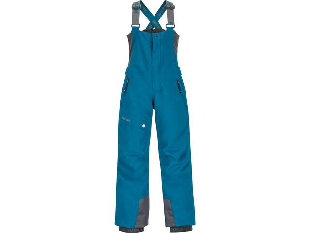 Marmot Rosco Trägerhose Kinder moroccan blue